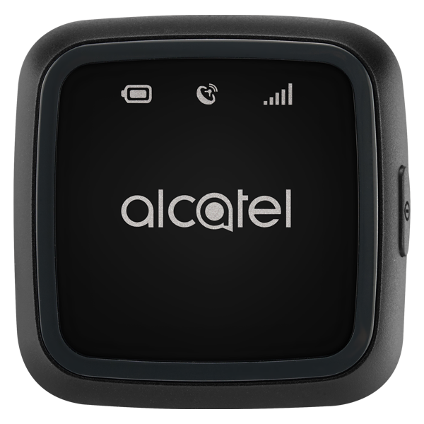 Alcatel tracker pets and luggage Move Track Black