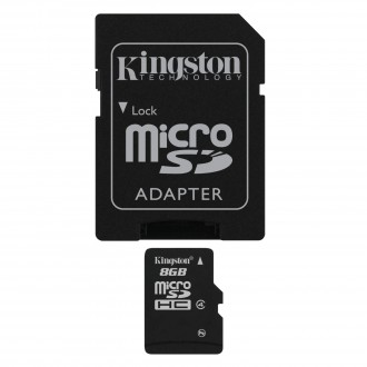 Card de memorie kingston micro sdc4 - 8GB