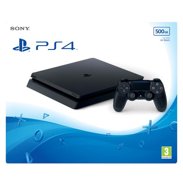Consola Sony Playstation 4 500GB Black