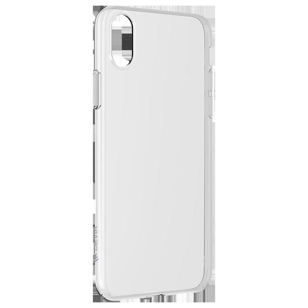 Devia Husa Silicon transparenta 0.5mm iPhone XS