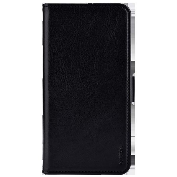 Devia carcasa magnetica piele neagra iPhone 6S