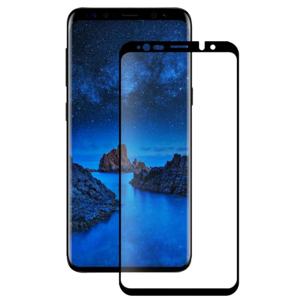Eiger Folie Sticla 3D Case Friendly Samsung Galaxy S9 Plus