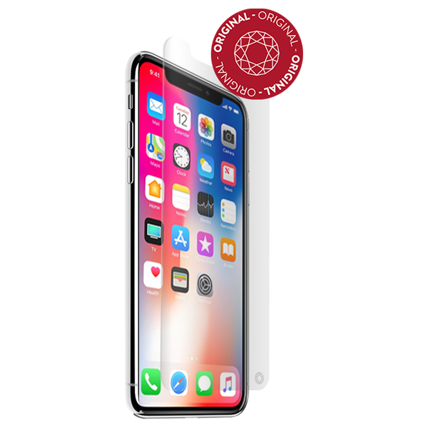 Force Glass folie sticla temperata kit IPhone X