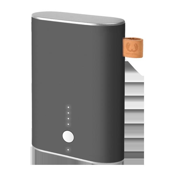 FreshNRebel baterie externa neagra 9000mAh 2port 2.4A