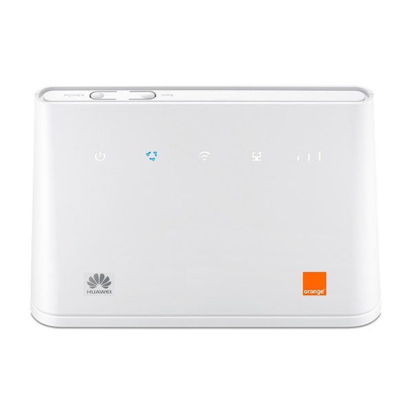 Huawei B310 FIXED Flybox 4G white Orange cu antena
