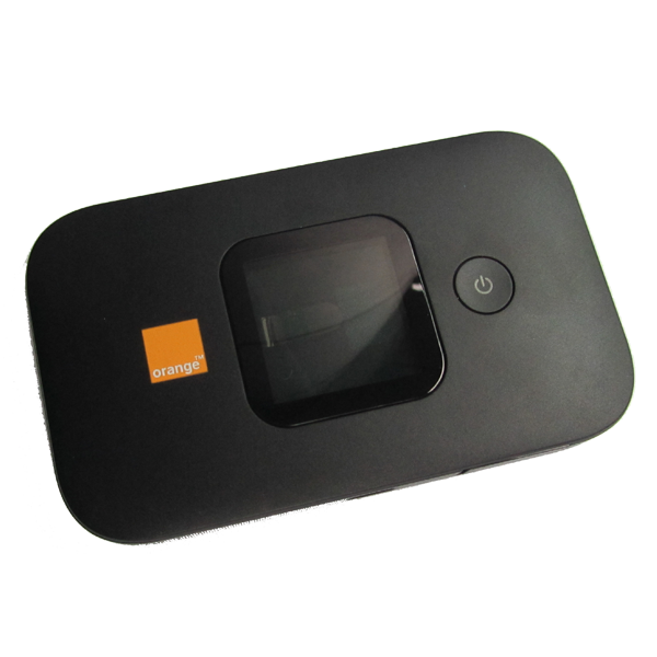 Huawei E5577c Airbox 4G black Orange