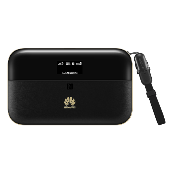 Huawei E5885 4G Plus Mobile Wi-Fi Powerbank Black