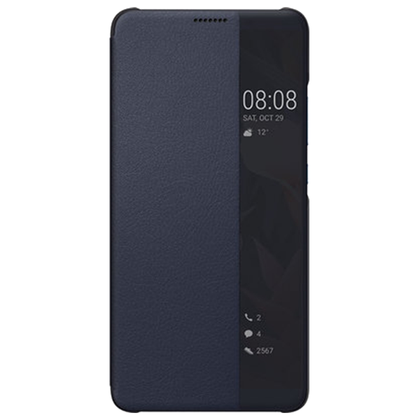 Huawei Mate 10 Pro Flip Cover Deep Blue