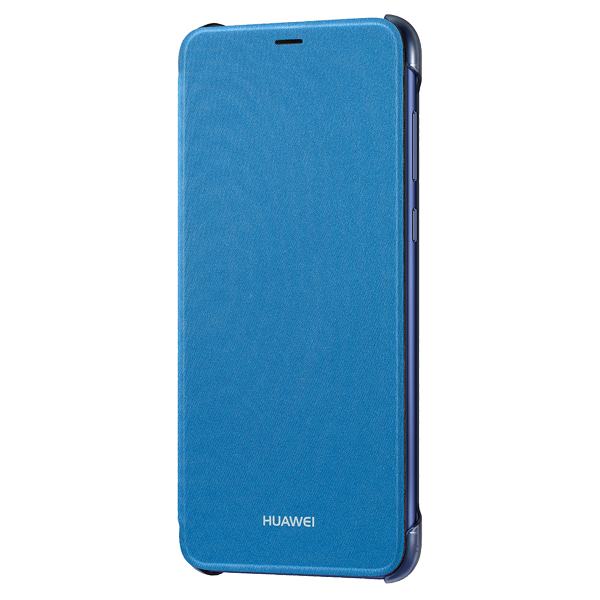 Huawei P Smart Flip Cover Blue