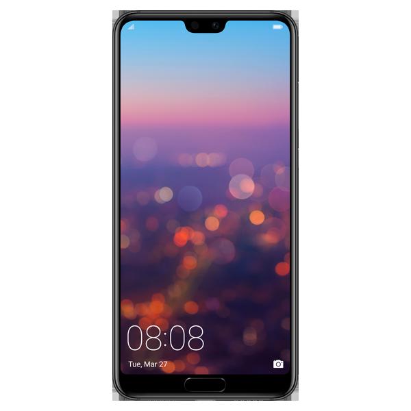 Huawei P20 PRO Dual SIM Black Reconditionat