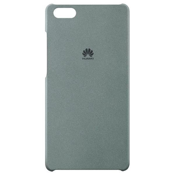 Huawei P8 Lite capac PC protectie spate Deep Grey
