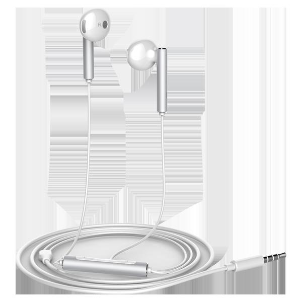 Huawei casti stereo cu microfon AM115 alb