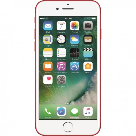 Iphone 7 128gb 4g Red Vdf