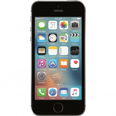 Iphone Se 32gb 4g Black Vdf