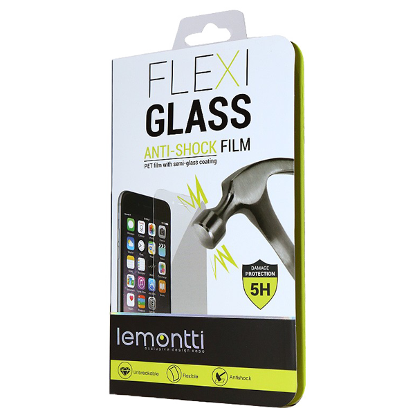 Lemontti folie flexi glass Huawei Y6 2017