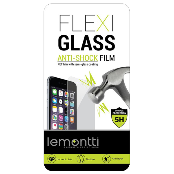 Lemontti folie protectie flexi glass Samsung J3 2017