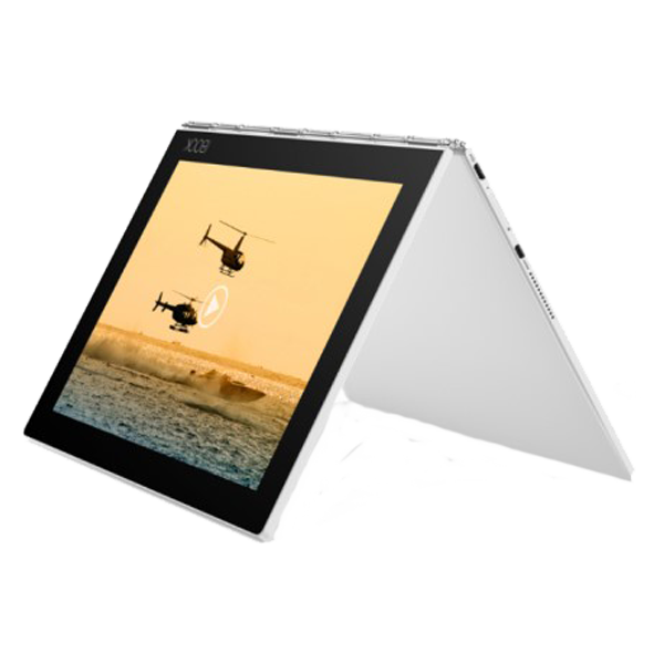 Lenovo Yoga Book Pearl White Wind 10 Pro 128GB Reconditionat