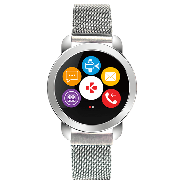 MY KRONOZ Smartwatch ZeCircle 2