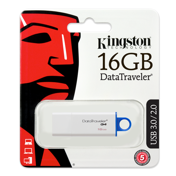 Memorie externa 16GB Kingston