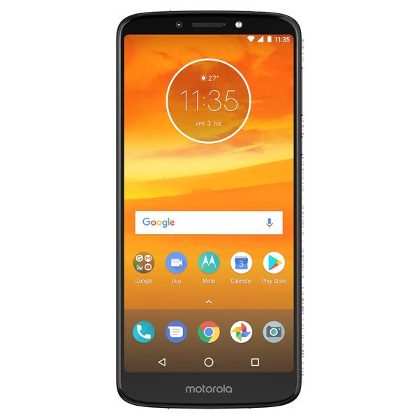 Motorola Moto E5 Plus 16GB Black