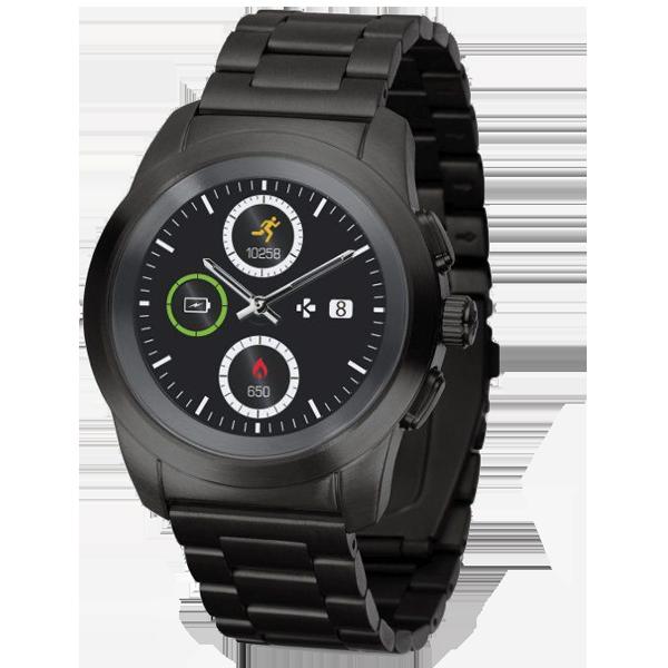 MyKRONOZ Smartwatch ZeTime Elite 44 mm Argintiu Brushed