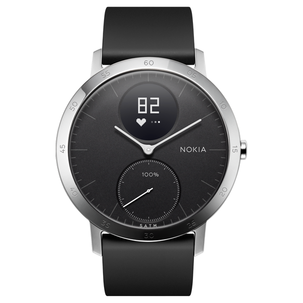 Nokia Smartwatch Steel HR