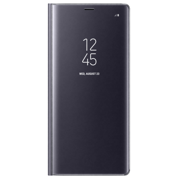 Samsung Galaxy Note8 Clear View Stand Cover