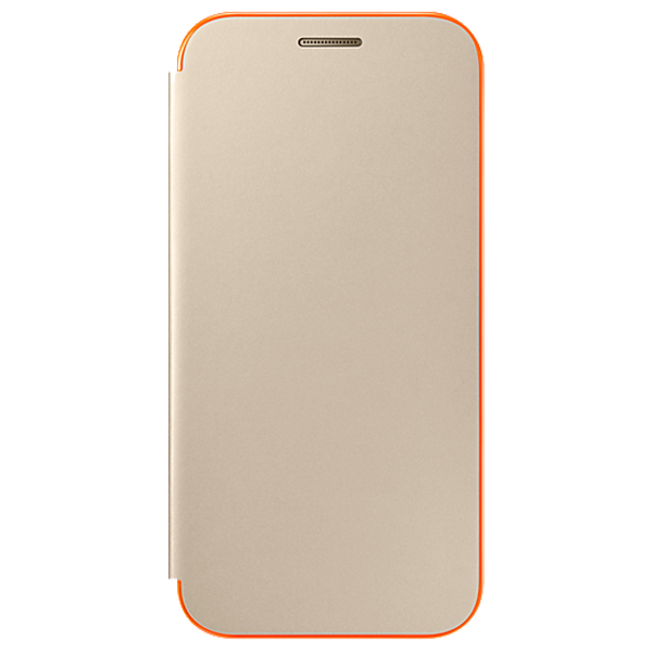 Samsung Neon Flip cover A3 2017