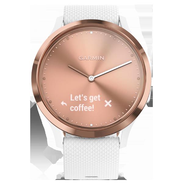Smartwatch Garmin Vivomove HR Sport
