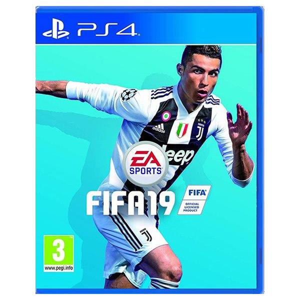 Sony Joc FIFA19 Standard Edition