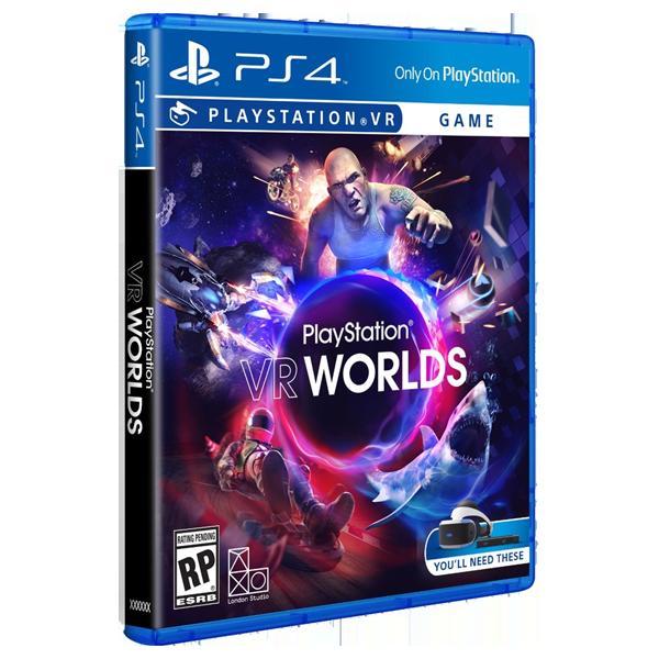 Sony Joc VR PS4 VR Worlds