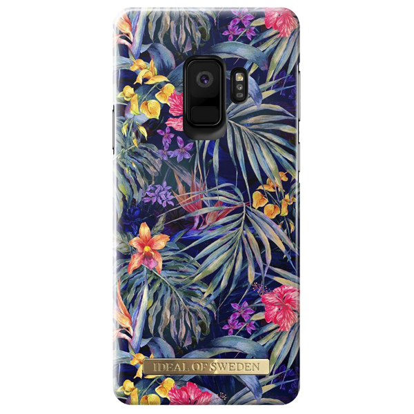iDEAL OF SWEDEN husa Mysterious Jungle Galaxy S9