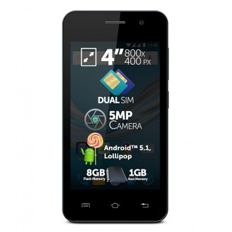 Allview A5 Easy Dual Sim Black