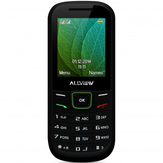 Allview L5 Easy Dual Sim Black