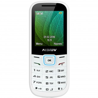 Allview L5 Easy Dual Sim White