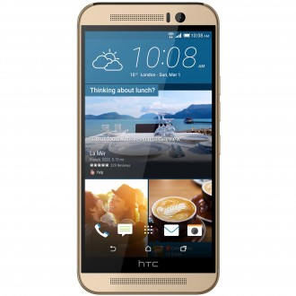 Htc One M9 32gb 4g Gold Vdf