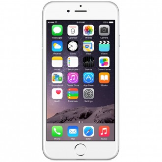 Iphone 6 Plus 64gb Silver Vdf