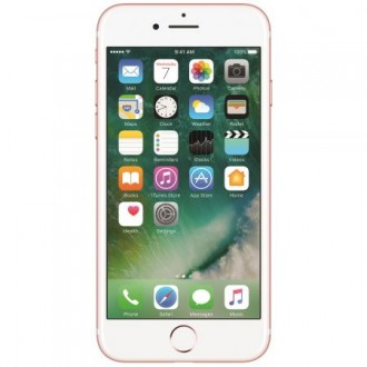 Iphone 7 128gb 4g Pink Vdf