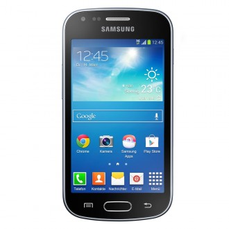 Samsung s7580 trend Plus black