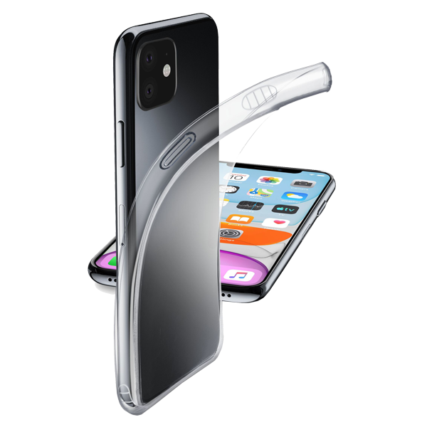 Cellularline carcasa iPhone 11 Pro Max transparenta