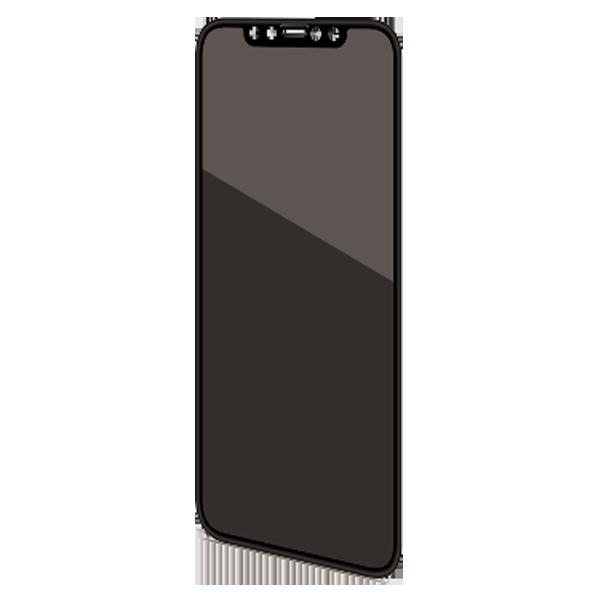 Celly folie sticla 3D Privacy iPhone 11 Pro Black