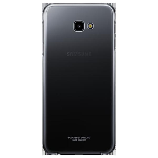 Husa Gradation Cover Black Samsung Galaxy J4 Plus