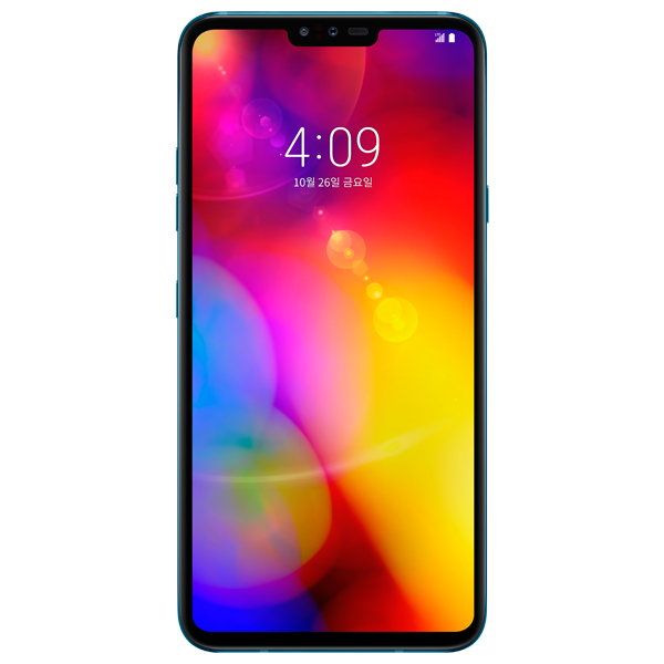 LG V40 128GB Dual SIM Blue Reconditionat