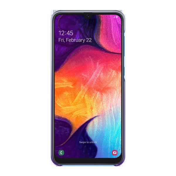 Samsung Gradation Cover A50 2019 Violet