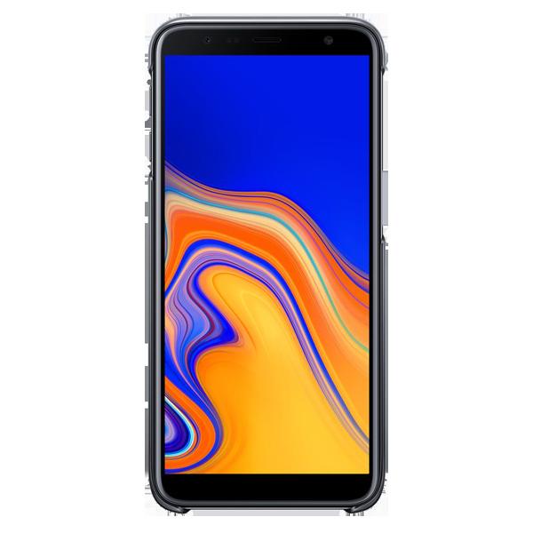 Samsung Gradation Cover Black Galaxy J6 Plus