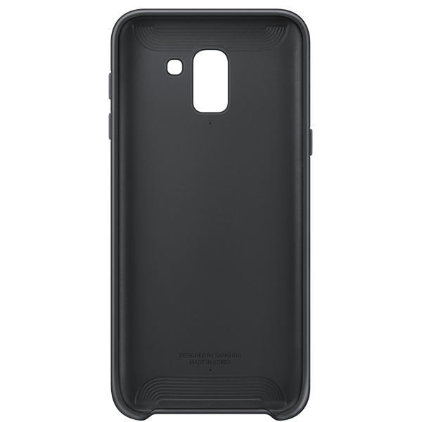 Samsung dual layer cover black Samsung Galaxy J6