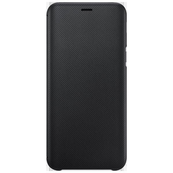 Samsung wallet cover black Samsung Galaxy J6
