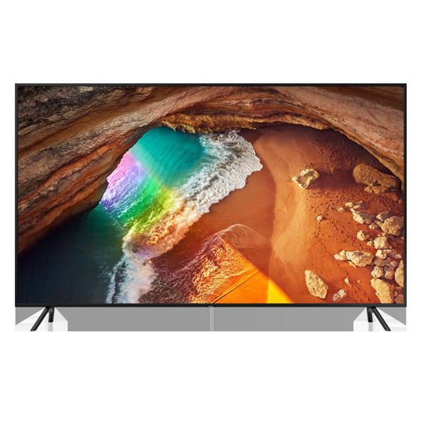 Televizor LED Smart UHD Samsung 138cm QE55Q60RATXXH